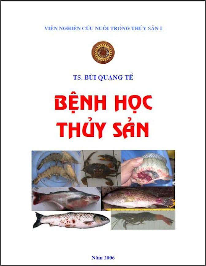 Bệnh học thủy sản - TS Bùi Quang Tề,