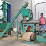 Sản xuất thành công thức ăn công nghiệp nuôi tôm hùm