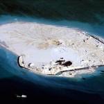Làm thế nào để xây một hòn đảo giữa đại dương?